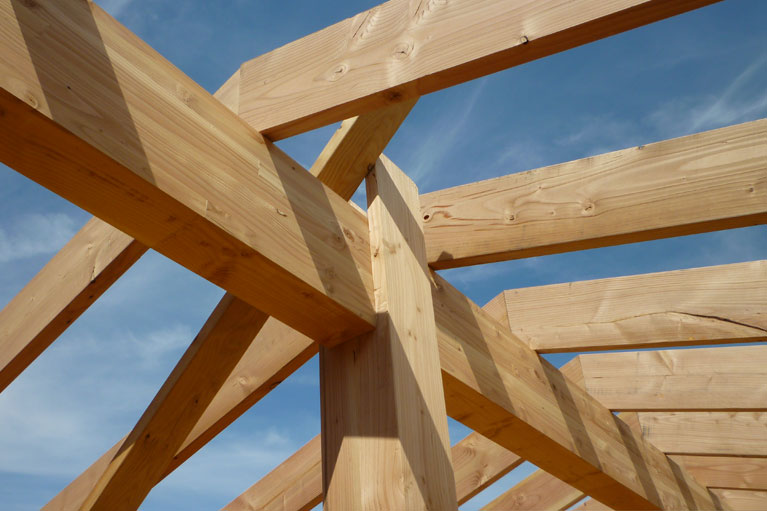 comment construire une maison ossature bois 28 images maison 224 ossature bois comment la  # Comment Construire Une Maison Ossature Bois